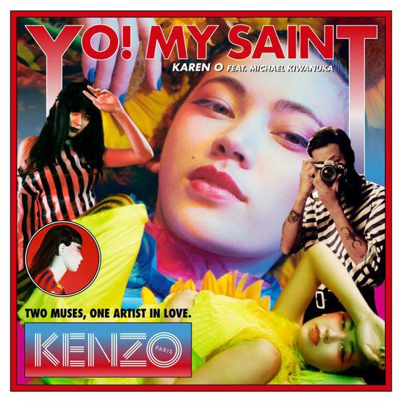 Karen O: Yo! My Saint: Etched Vinyl