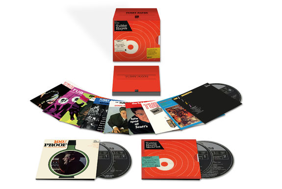 Tubby Hayes: The Complete Fontana Albums (1961-1969)