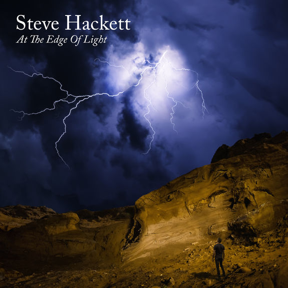 Steve Hackett: Steve Hackett - At The Edge Of Light Limited Edition CD + DVD