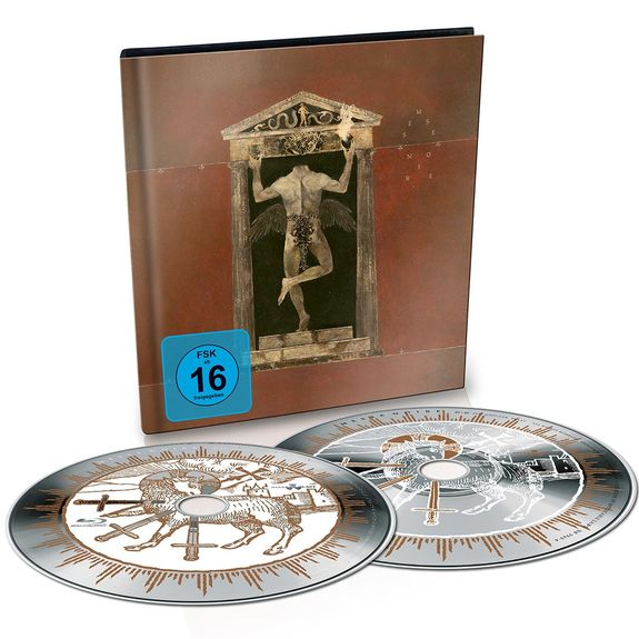Behemoth: Messe Noire: Limited Blu-Ray/CD
