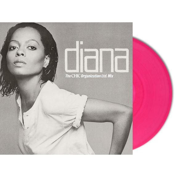 Diana Ross: Diana - The Chic Mix (RSD Pink Vinyl)