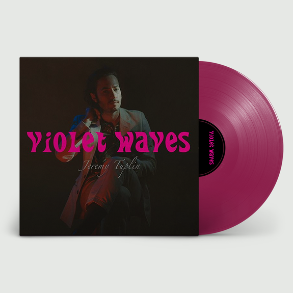 Jeremy Tuplin: Violet Waves: Signed Exclusive 180gm Purple Vinyl