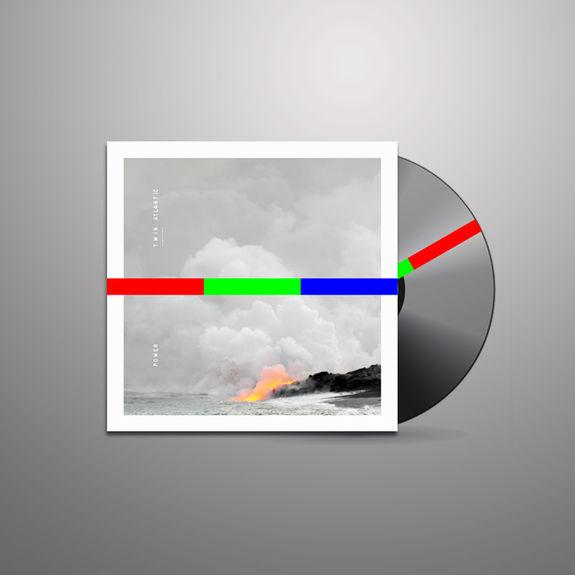 Twin Atlantic: Signed POWER CD