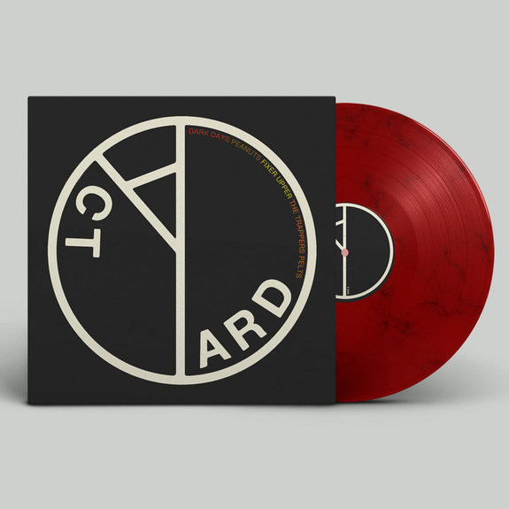 Yard Act: Dark Days EP: Signed Ash Red 12