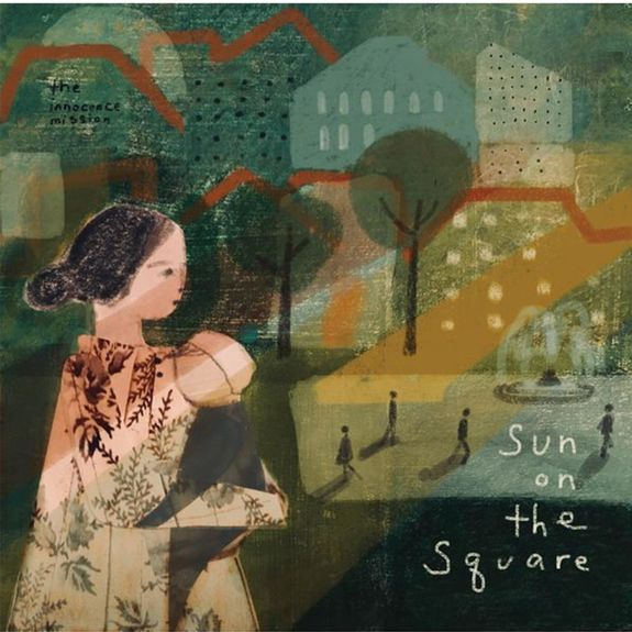 The Innocence Mission: Sun On The Square: Clear Vinyl LP