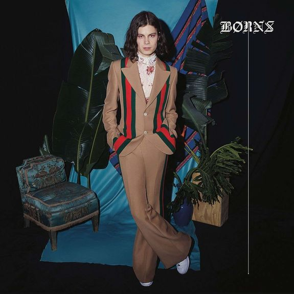 BORNS: Blue Madonna