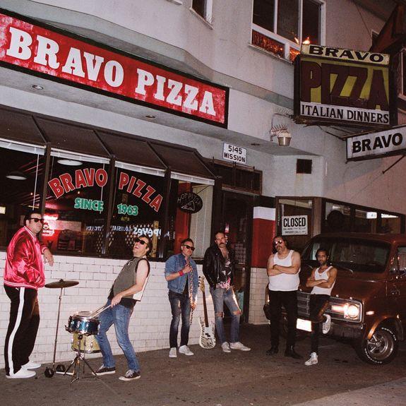Personal and the Pizzas: Personal and the Pizzas