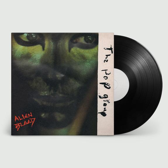 The Pop Group: Alien Blood: Vinyl + Large Format Poster
