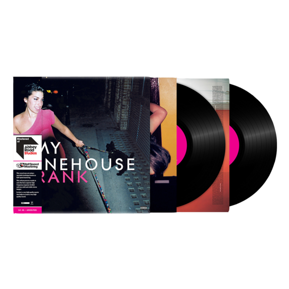 Amy Winehouse: Frank: Deluxe Edition - Half Speed Master