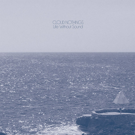 Cloud Nothings: Life Without Sound: Green & White Marbled Vinyl