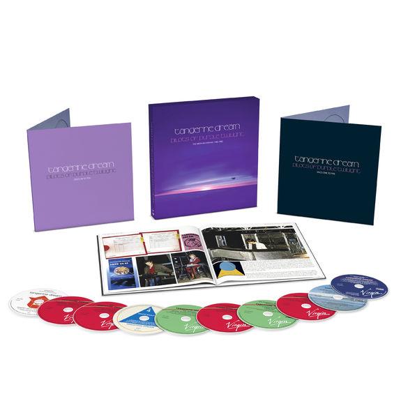 Tangerine Dream: Pilots of Purple Twilight: The Virgin Recordings 1980 – 1983