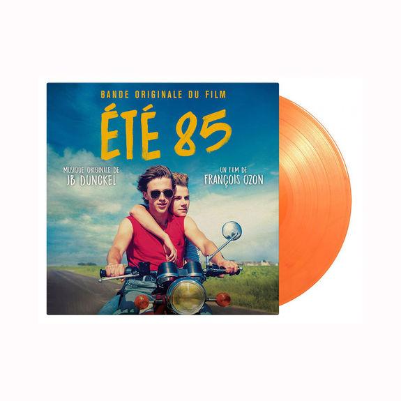 Original Soundtrack: Été 85: Limited Edition Solid Orange Vinyl