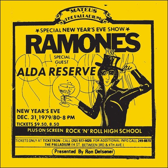 Ramones: Live At Palladium, New York, NY [RSD 2019]