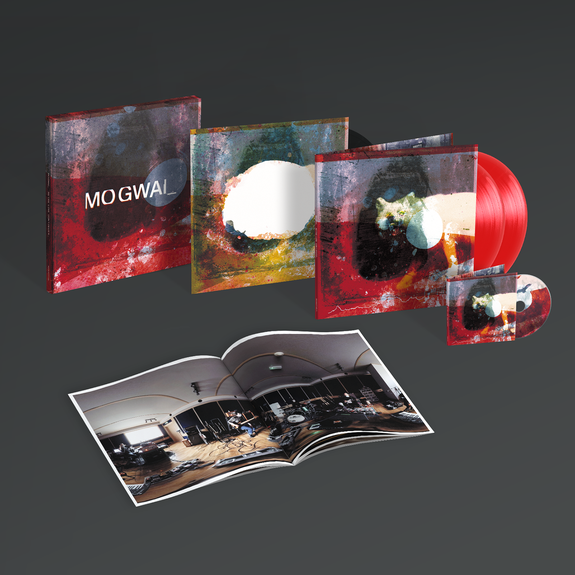 Mogwai: As The Love Continues: Limited Edition Red Vinyl 2LP + EP Box Set