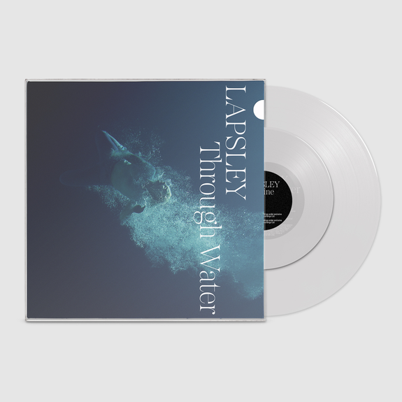 Låpsley: Through Water: Signed Limited Edition Clear Vinyl + 7