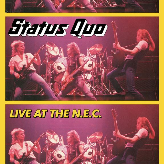 Status Quo: Live At The N.E.C