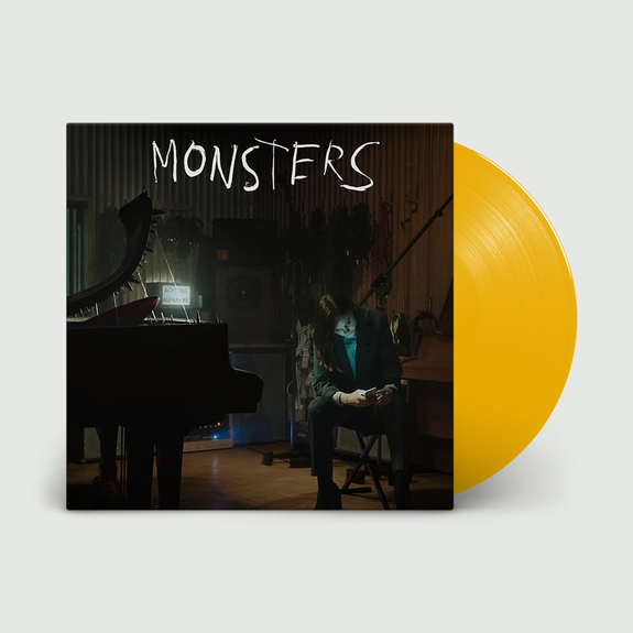 Sophia Kennedy: Monsters: Limited Edition Yellow Vinyl