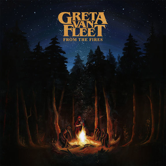 Greta Van Fleet : From The Fires [RSD 2019]