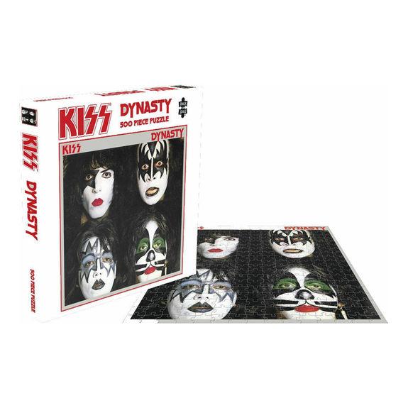 Kiss: Dynasty: 500 Piece Jigsaw Puzzle
