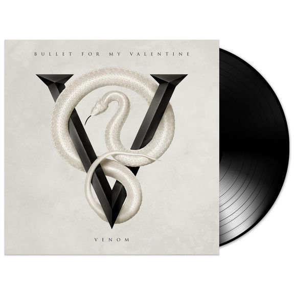 Bullet For My Valentine: Venom Deluxe Double LP