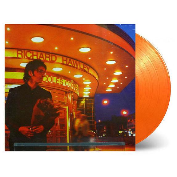 Richard Hawley: Coles Corner: Limited Edition Amber Coloured Vinyl