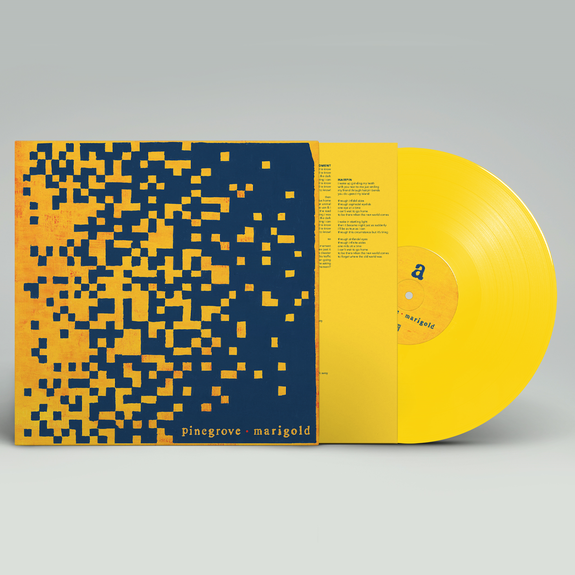 Pinegrove: Marigold: Exclusive Signed Marigold Yellow Vinyl