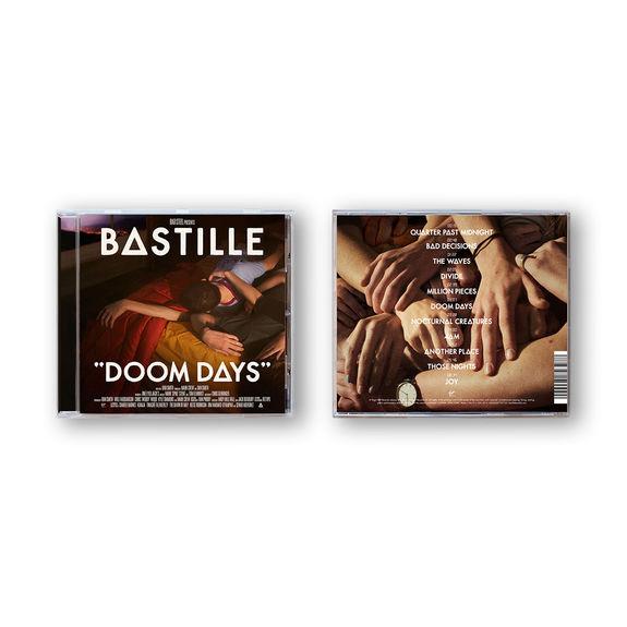 Bastille: Doom Days Standard CD
