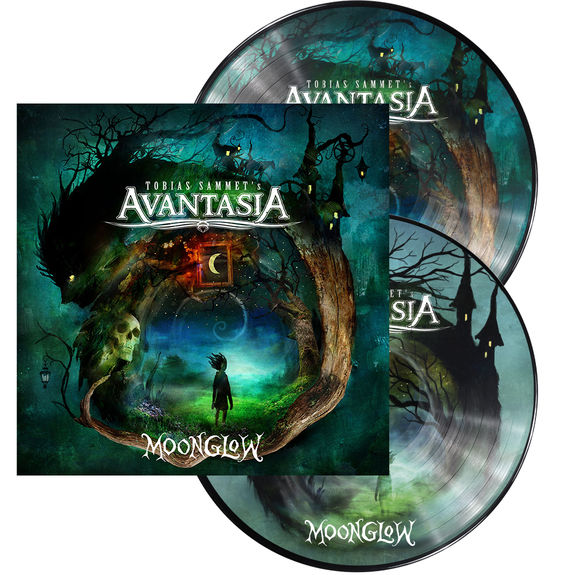Avantasia: Moonglow: Limited Gatefold Double Vinyl Picture Disc with signed insert