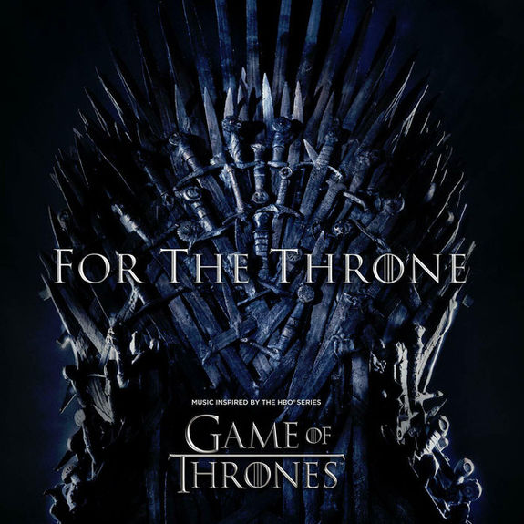 Various Artists: For The Throne (Music Inspired by the HBO Series Game of Thrones)