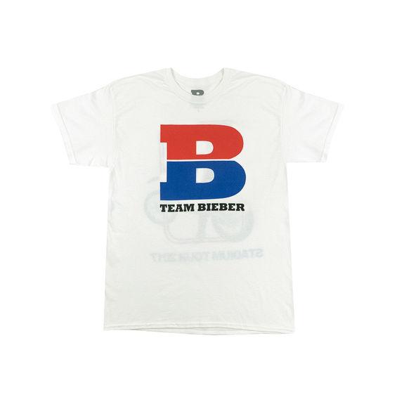 Justin Bieber: Team Bieber Tee
