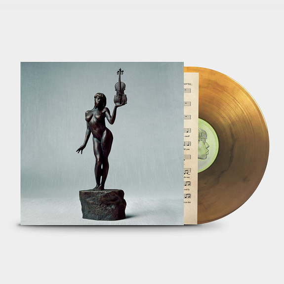 Sudan Archives: Athena: Bronze + Black Marble Coloured Vinyl