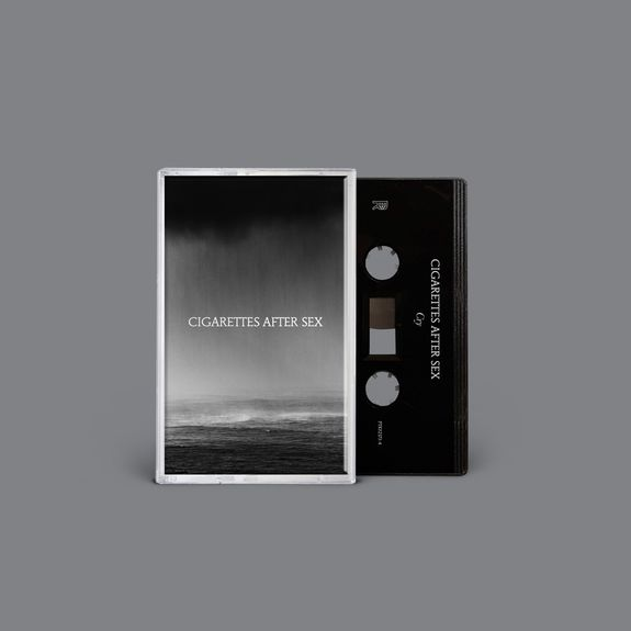 Cigarettes After Sex: Cry: Limited Edition Cassette