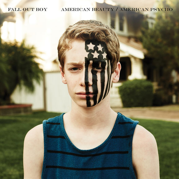 Fall Out Boy: American Beauty/American Psycho LP