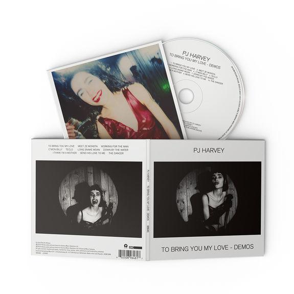 PJ Harvey: To Bring You My Love - Demos CD