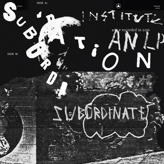 Institute: Subordination