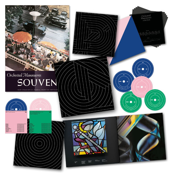 Orchestral Manoeuvres In The Dark: Souvenir 5 CD & 2 DVD