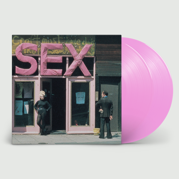 Various Artists: SEX: Too Fast To Live Too Young To Die: Limited Edition Pink Vinyl 2LP + 7