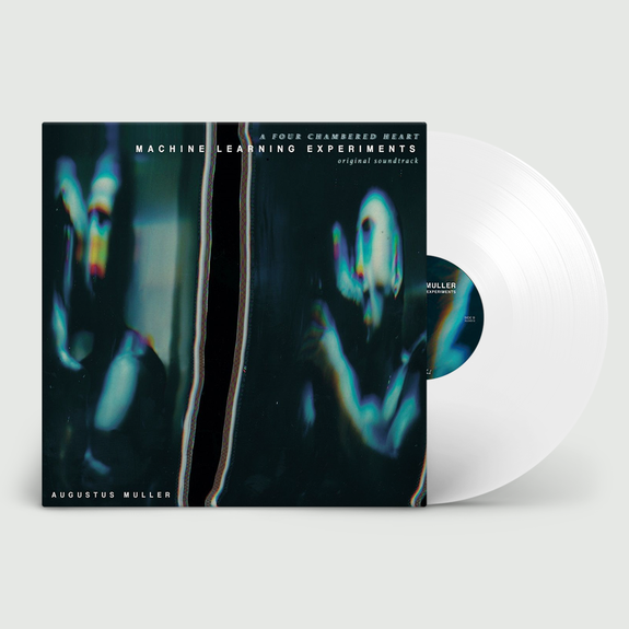 Augustus Muller: Machine Learning Experiments (OST): Limited Edition White Vinyl