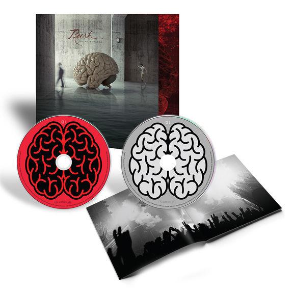 Rush: Hemispheres 40th Anniversary: 2CD Deluxe Edition