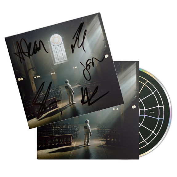 Architects: For Those That Wish To Exist: Signed CD