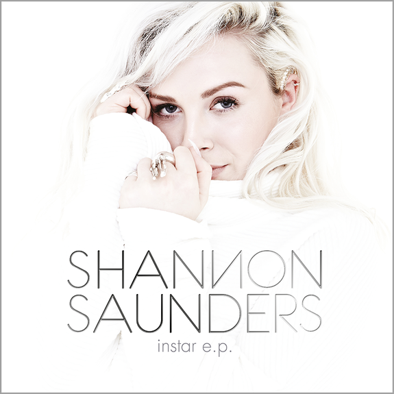 Shannon Saunders: Instar: Signed