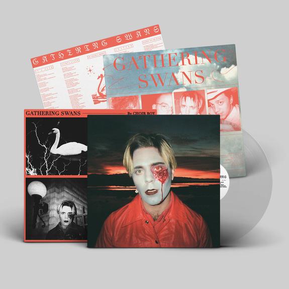 Choir Boy: Gathering Swans: Limited Edition Clear Vinyl