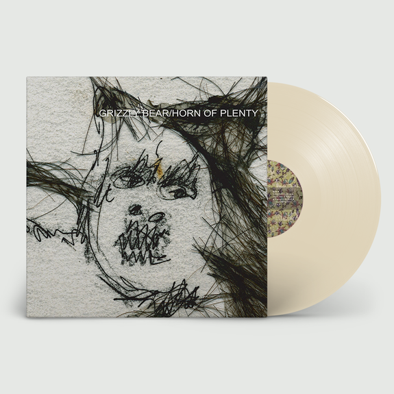 Grizzly Bear: Horn of Plenty: 15th Anniversary Edition Milky Clear Vinyl