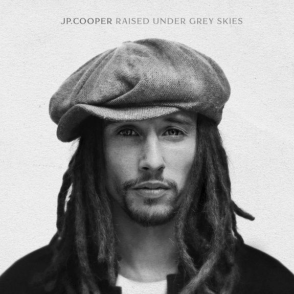 JP Cooper: Raised Under Grey Skies - Signed LP