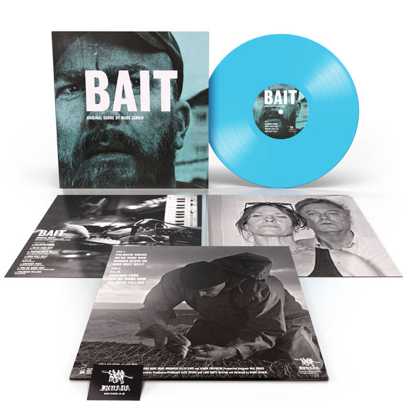 Mark Jenkin: Bait (Original Score): Limited Edition Turquoise Vinyl