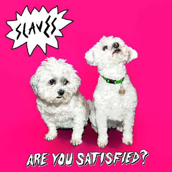 Slaves: Are You Satisfied LP