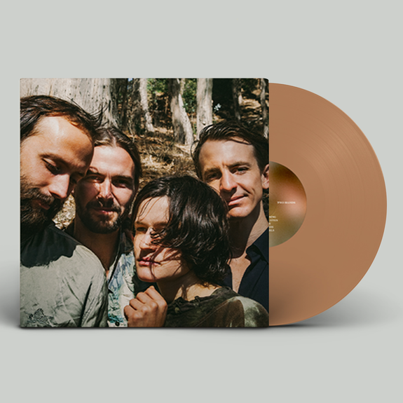 Big Thief: Two Hands: Limited Edition Desert Peach Vinyl