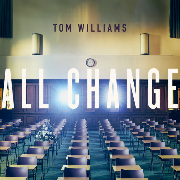 Tom Williams: All Change + Signed Postcard