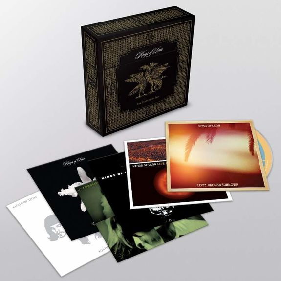 Kings Of Leon: The Collection Box