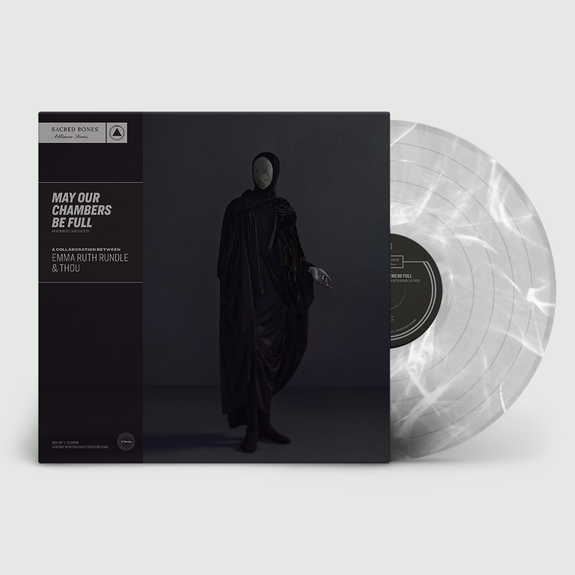 Emma Ruth Rundle: May Our Chambers Be Full: Limited Edition White Smoke Vinyl